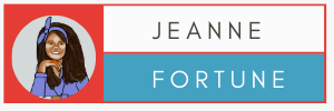 Jeannefortune Logo